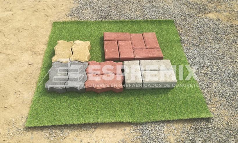Adoquines Prefabricado Lima Perú