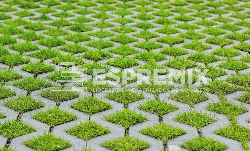 Grass Block Prefabricado Espremix Lima Peru