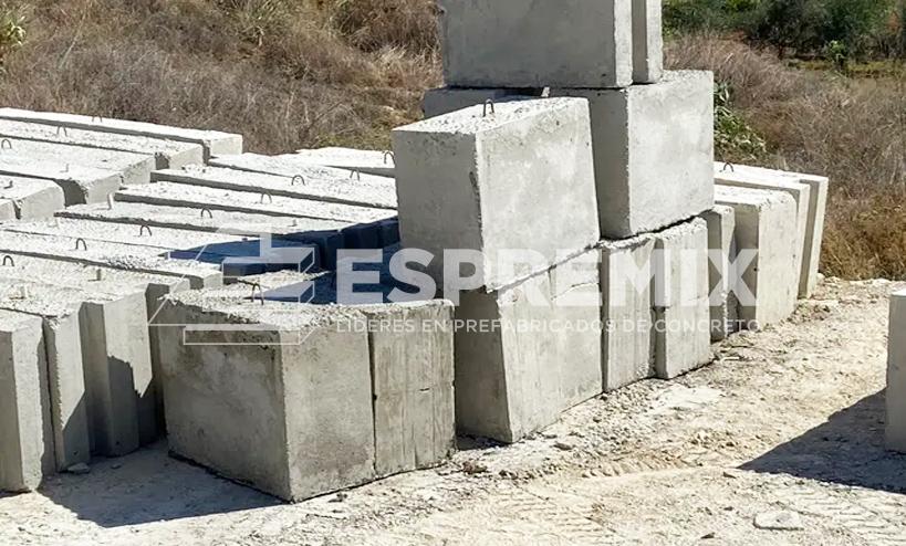 Dados Concreto Prefabricado Lima