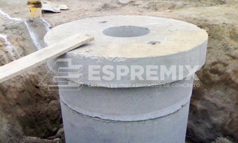 Buzones de Concreto Prefabricado Concreto Perú