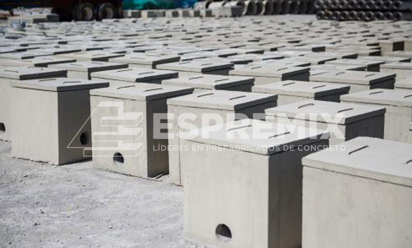 Caja De Agua Prefabricado de Concreto